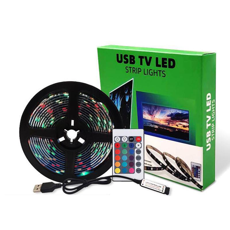 LED light strip decoration