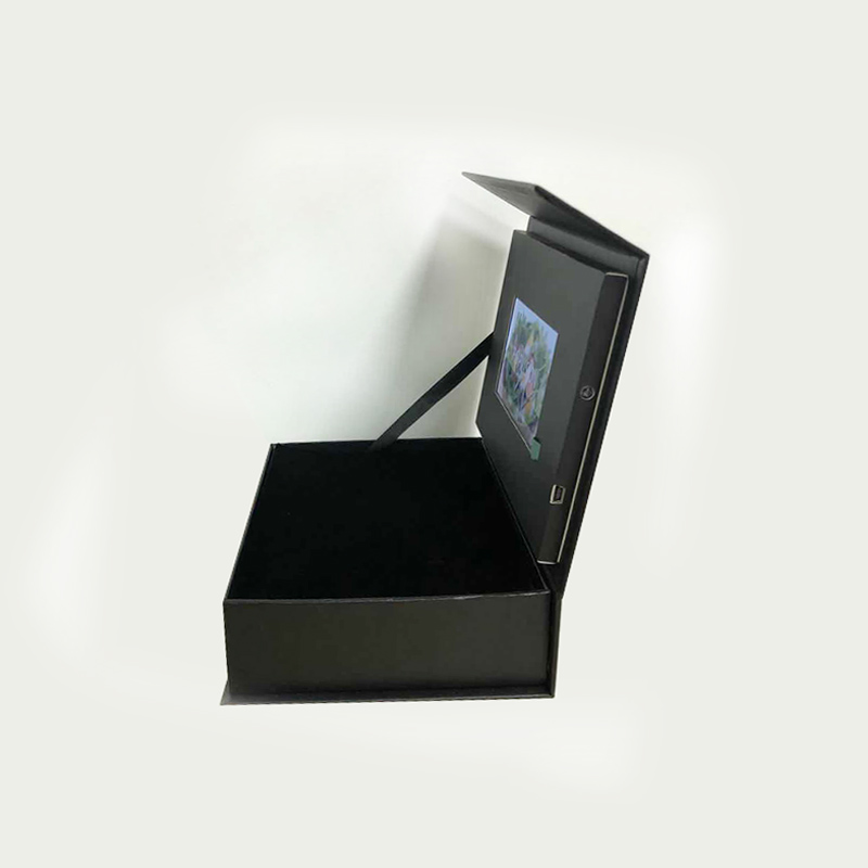 Video box brand MP4 promotional video box gift box