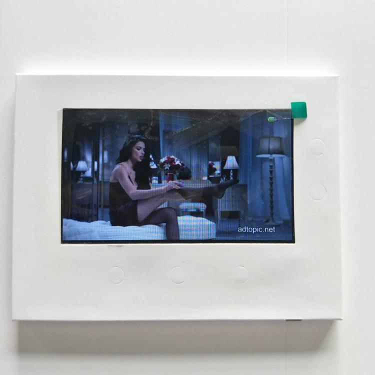 7 inch digital photo frame Electronic photo album advertising machine High resolution gift