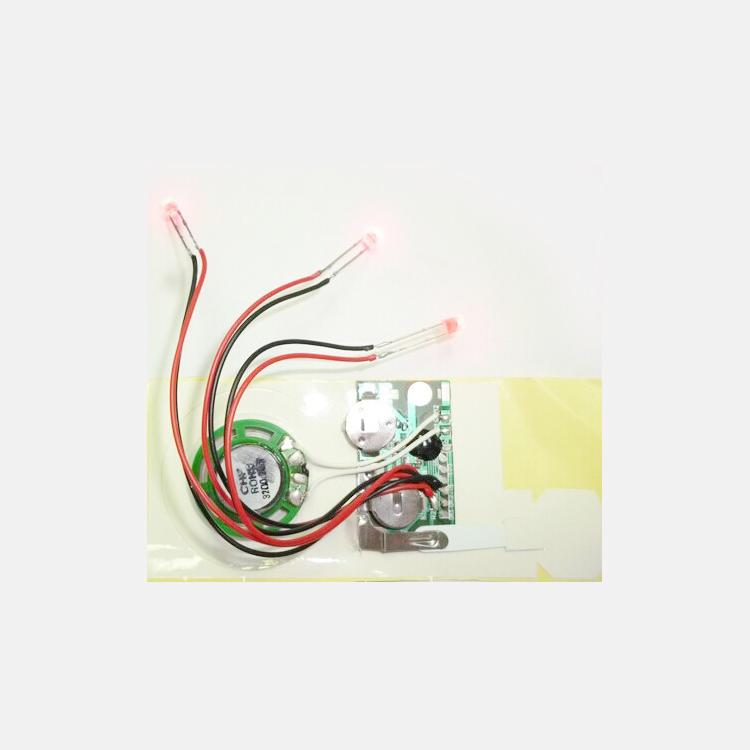 led sound chip/led music module/led module